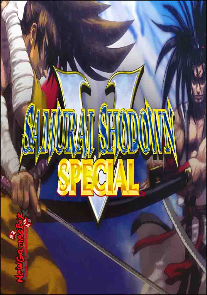 Samurai Shodown V Special Free Download