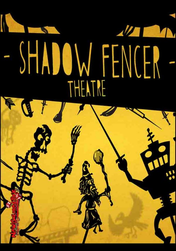 Shadow Fencer Theatre Free Download