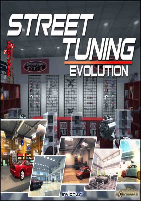 Street Tuning Evolution Free Download