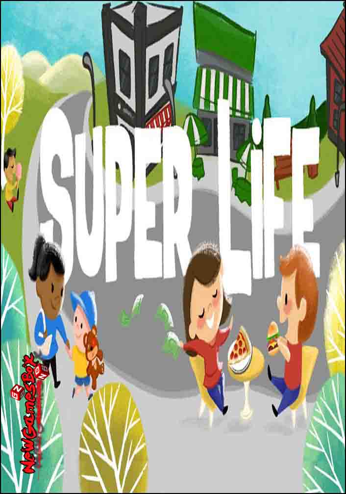 Super Life RPG Free Download Full Version PC Game Setup