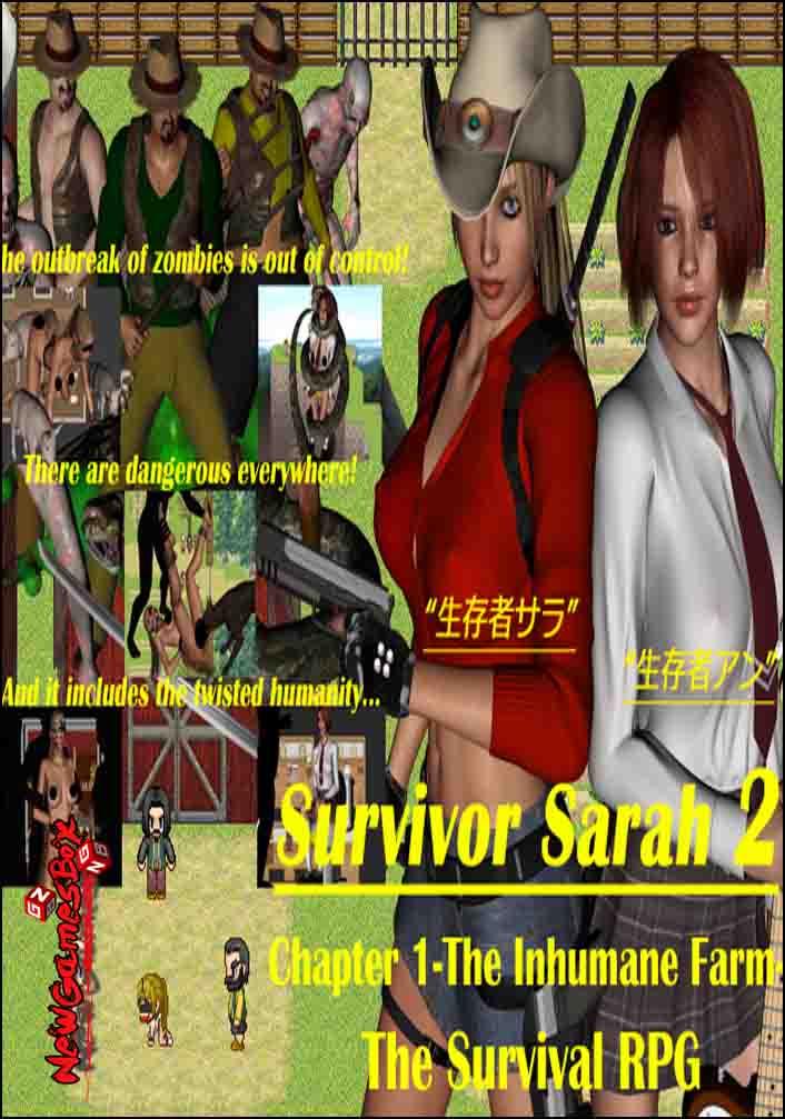 Survivor Sarah 2 Free Download