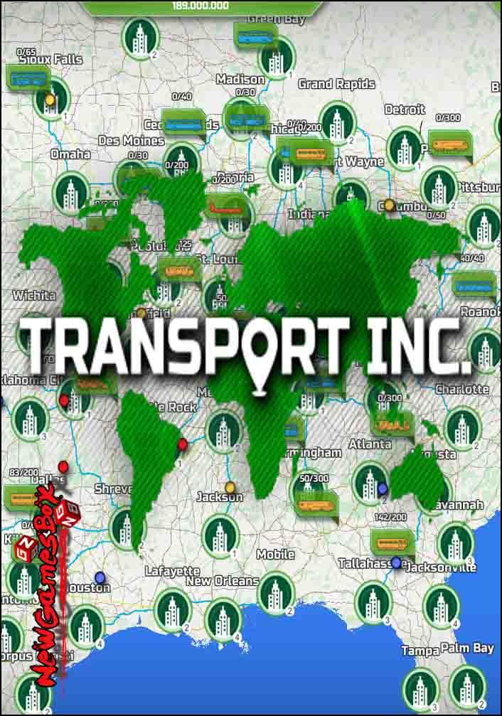 Transport INC Free Download