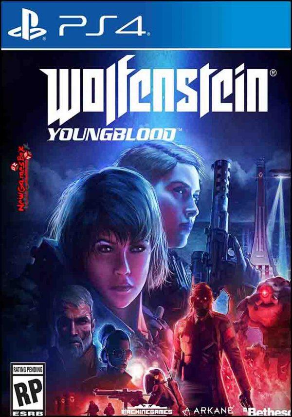 Wolfenstein Youngblood Free Download