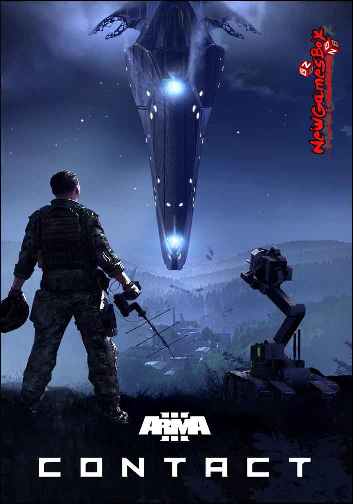 Arma 3 Contact Free Download