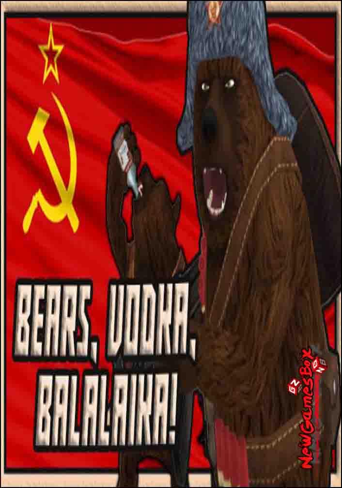 Bears Vodka Balalaika Free Download