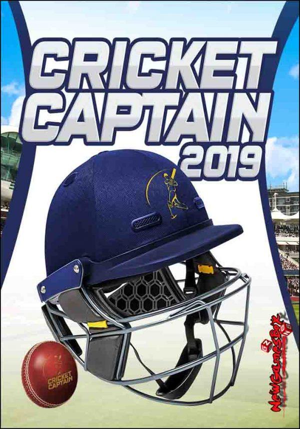Cricket Captain 2019 Free Download