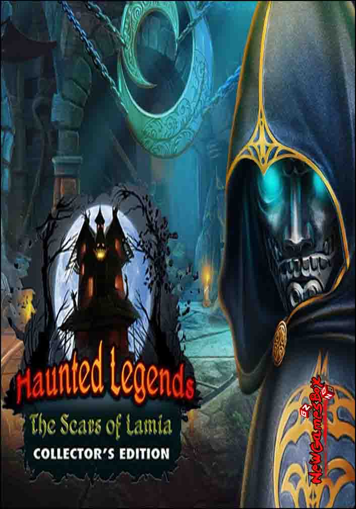 Haunted Legends The Scars Of Lamia Free Download