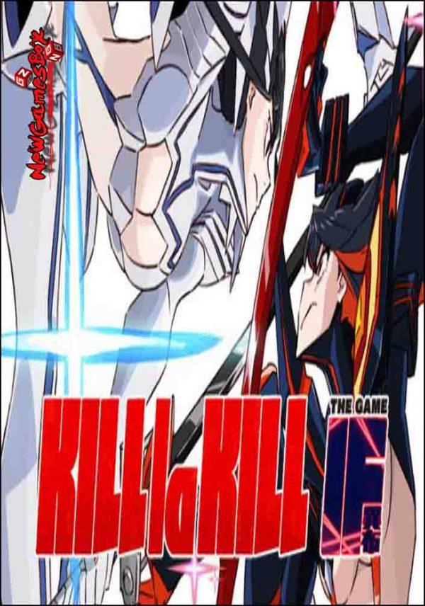 KILL La KILL IF Free Download