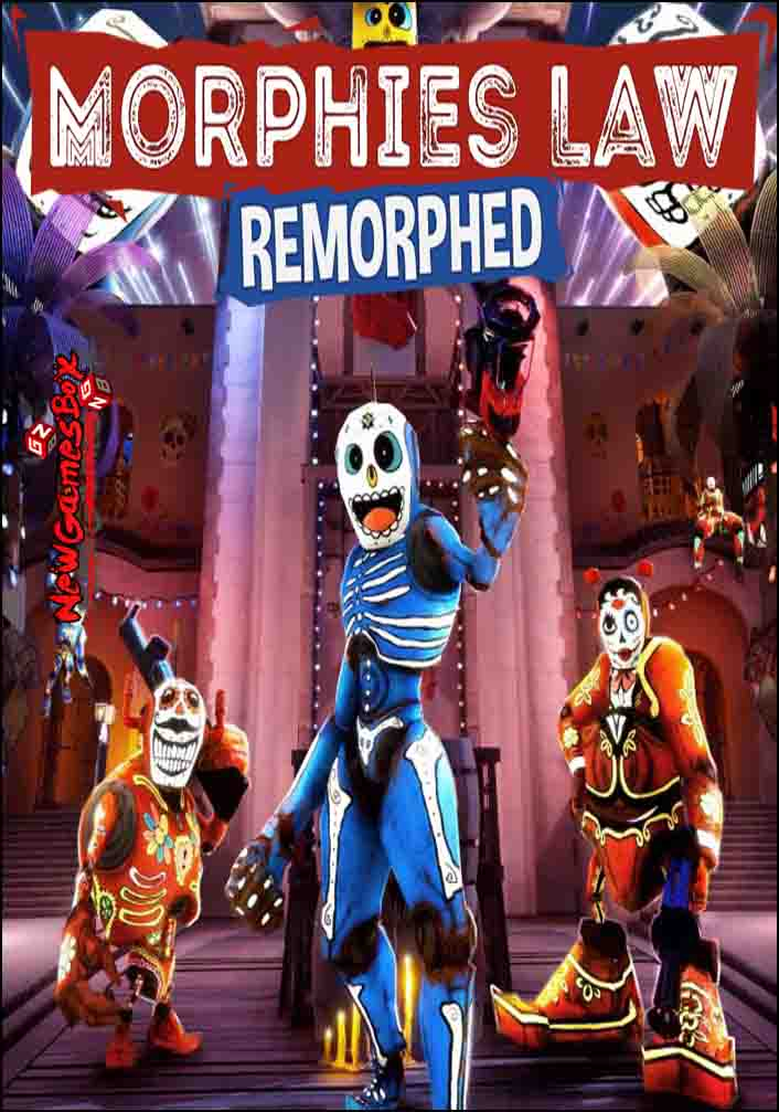 Morphies Law Remorphed Free Download