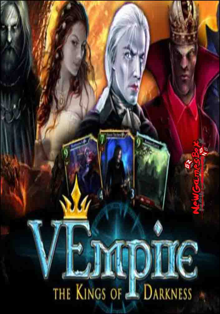 VEmpire The Kings Of Darkness Free Download