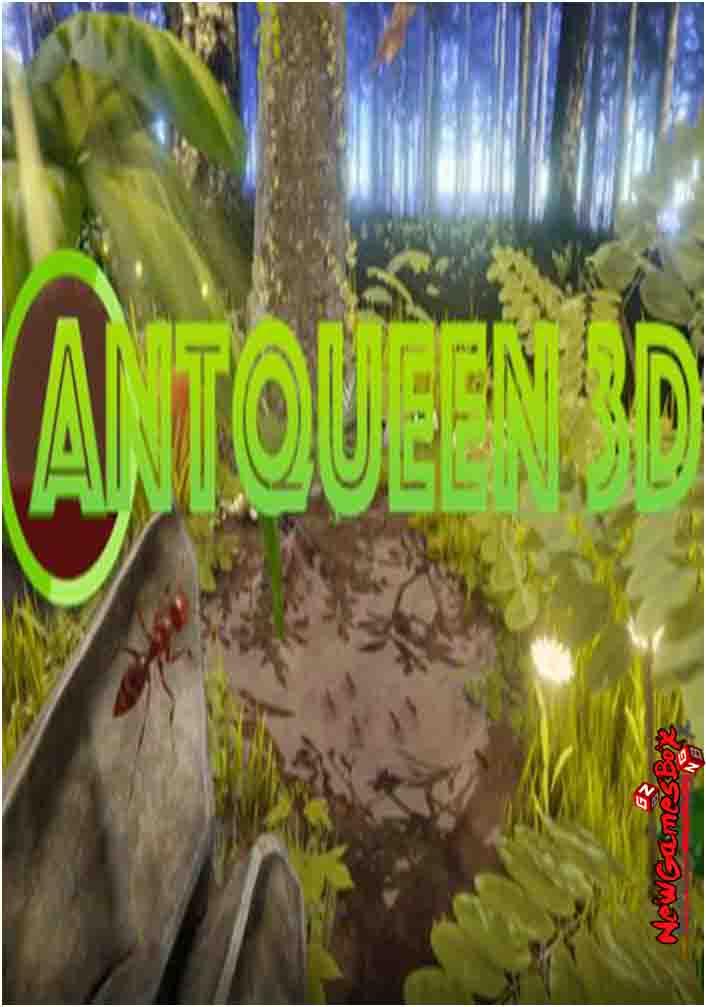 AntQueen 3D Free Download