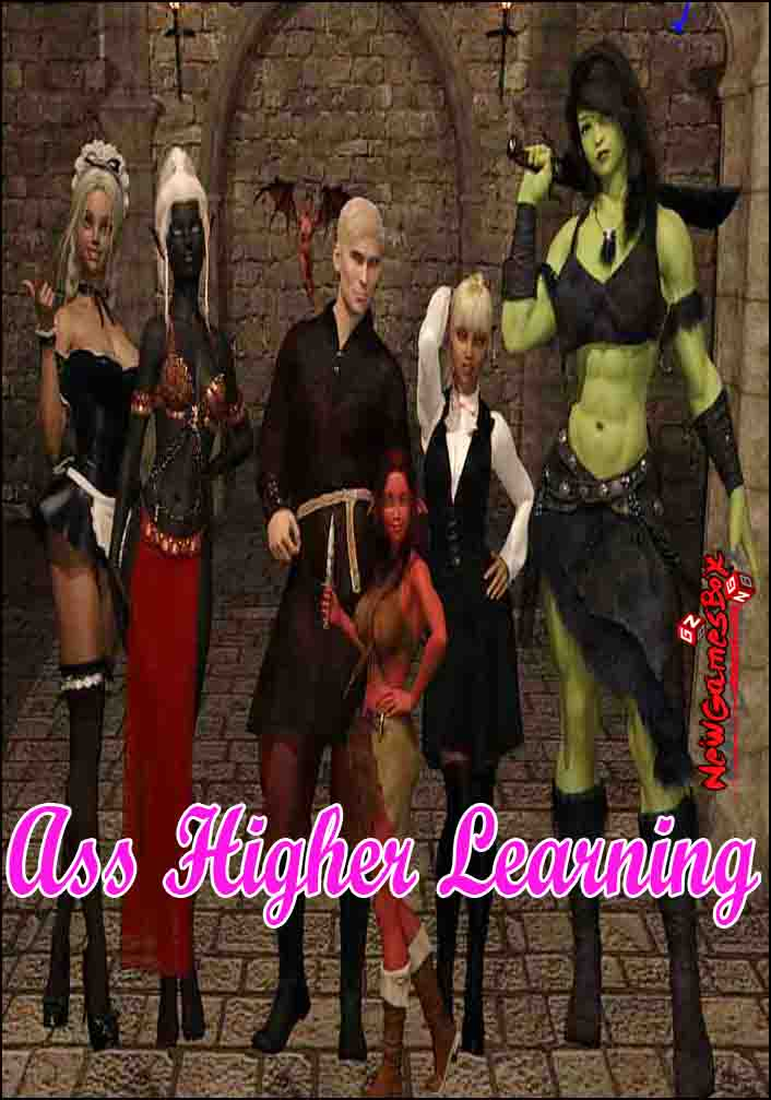 Ass Higher Learning Free Download