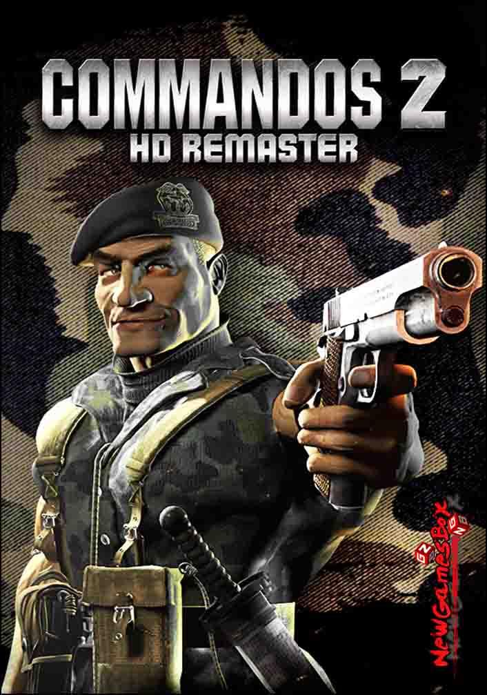 Commandos 2 HD Remaster Free Download