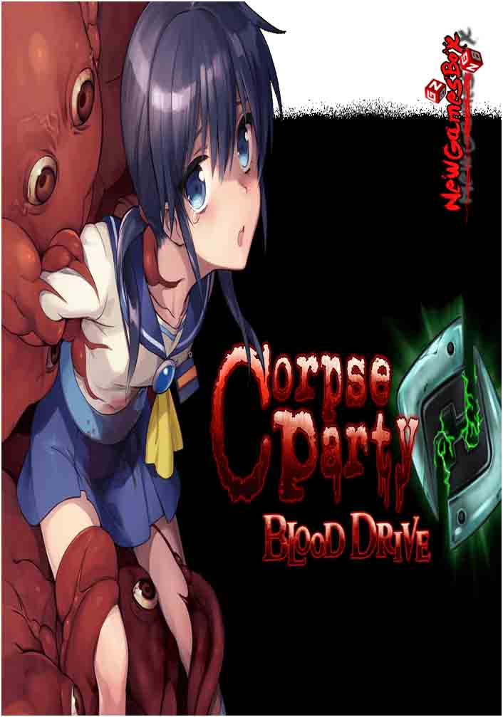 Corpse Party Blood Drive Free Download