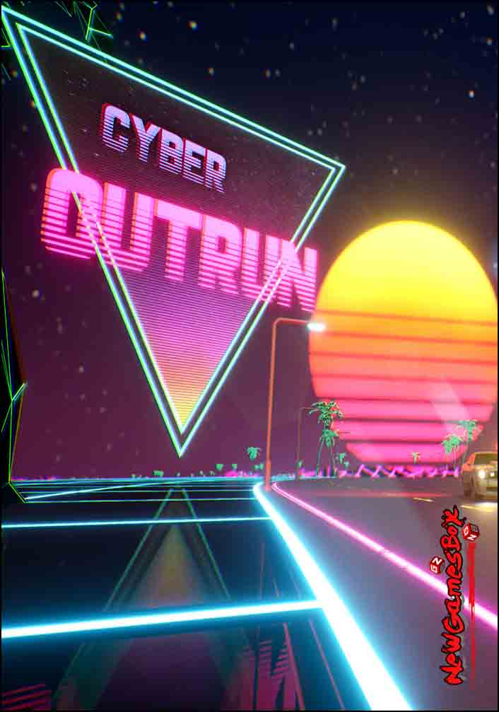 Cyber OutRun Free Download