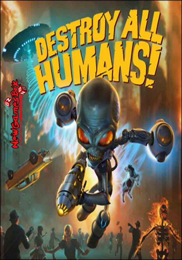 Destroy All Humans Free Download