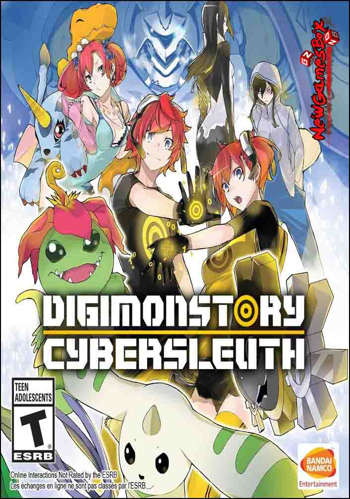 Digimon Story Cyber Sleuth Free Download