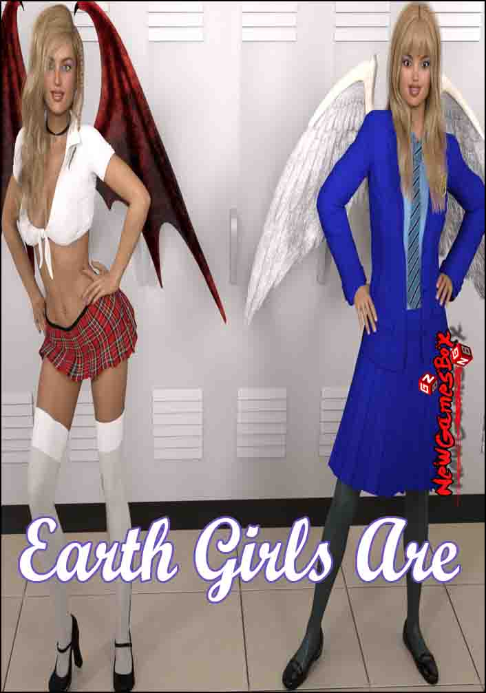 Earth Girls Are Free Download