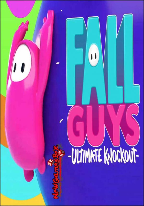 Fall Guys Ultimate Knockout Free Download