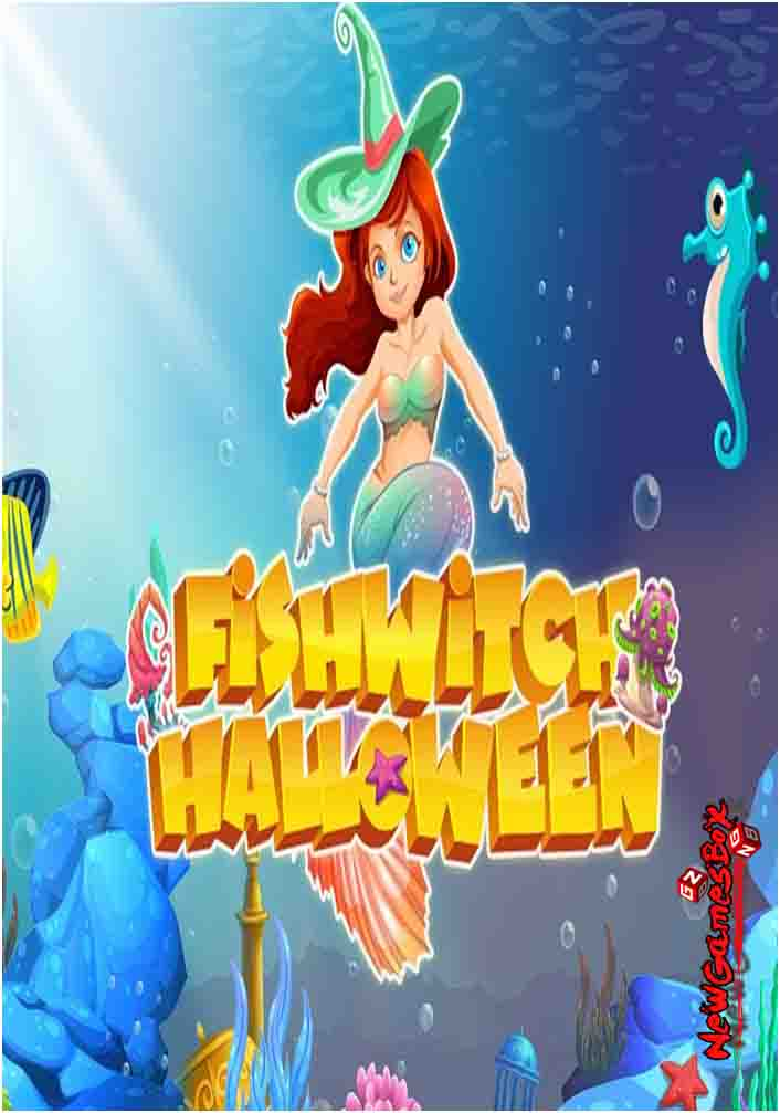 FishWitch Halloween Free Download