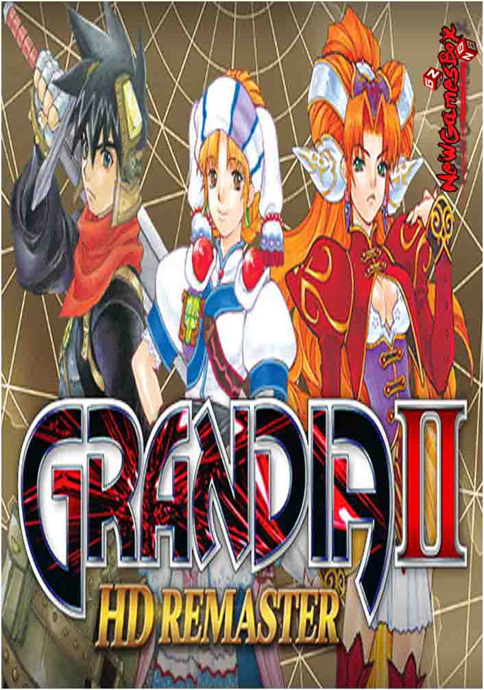 GRANDIA 2 HD Remaster Free Download