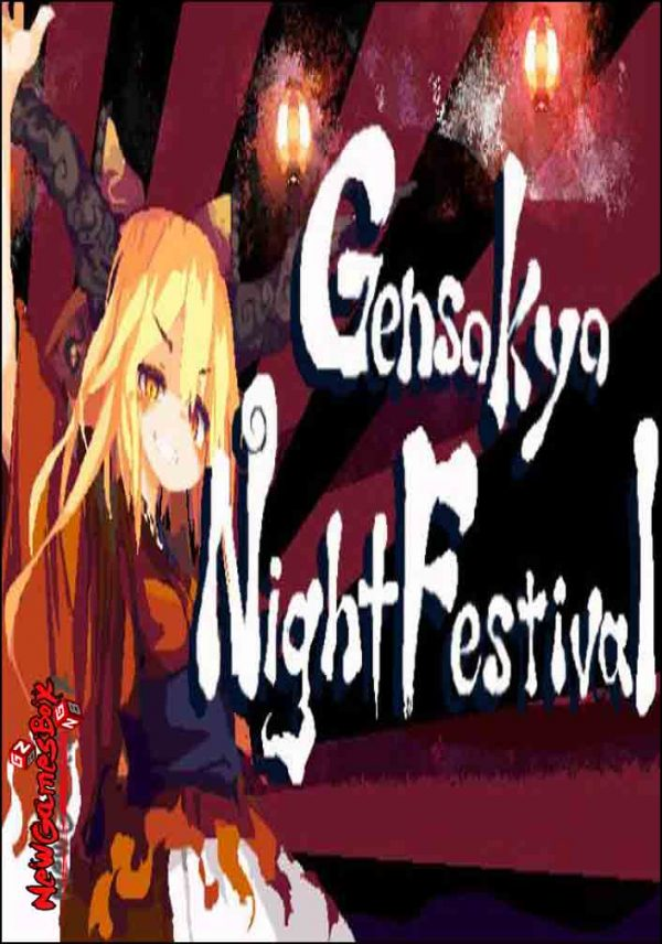Gensokyo Night Festival Free Download