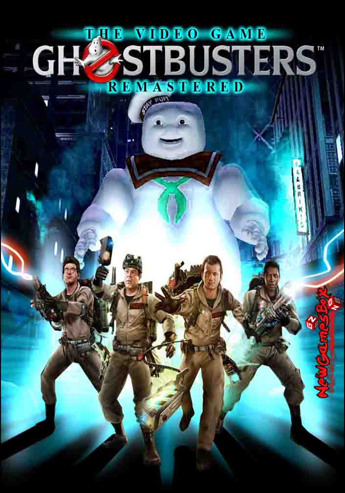 Ghostbusters Remastered Free Download