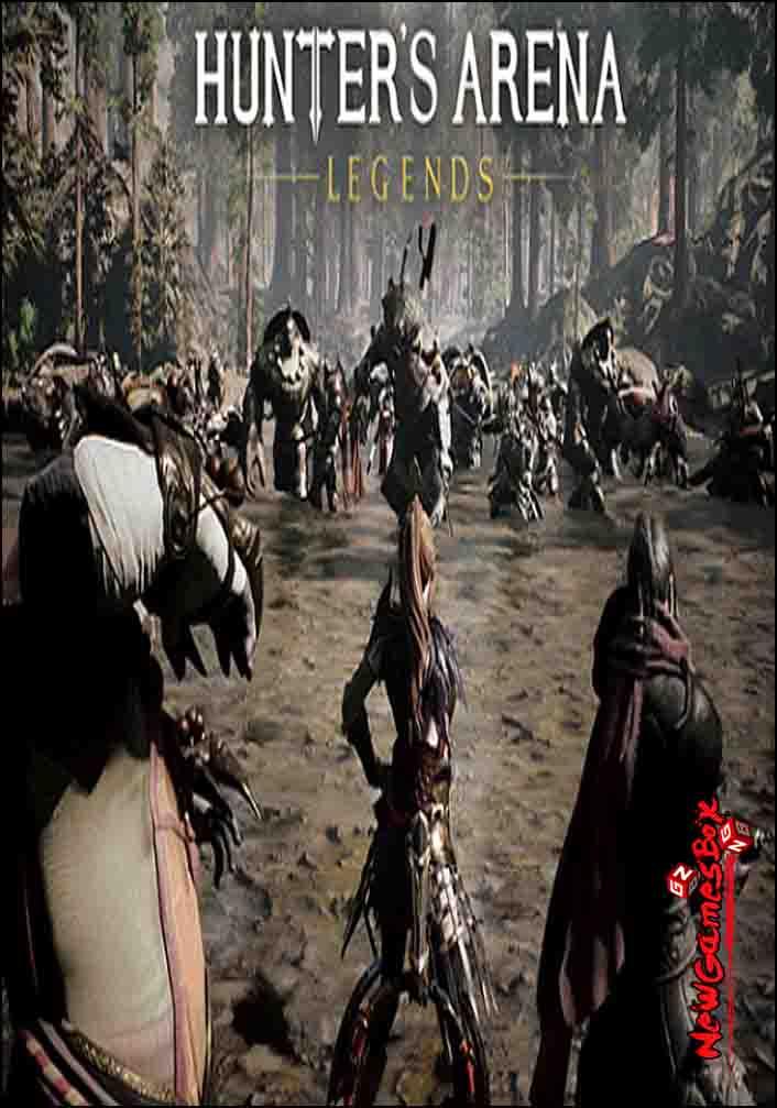 Hunters Arena Legends Free Download