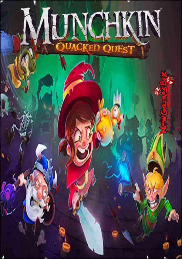 Munchkin Quacked Quest Free Download