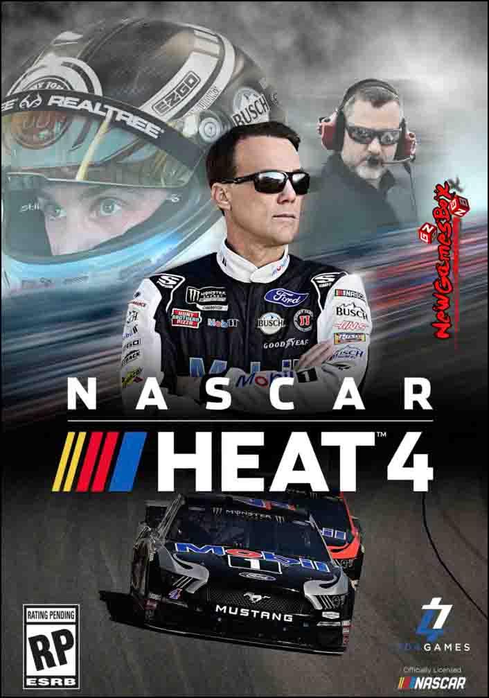 NASCAR Heat 4 Free Download