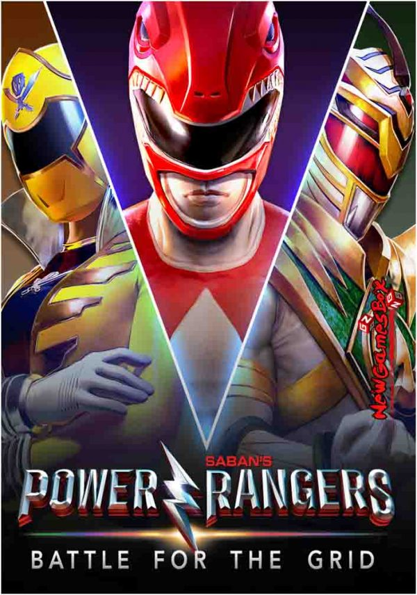 Power Rangers Battle For The Grid Free Download