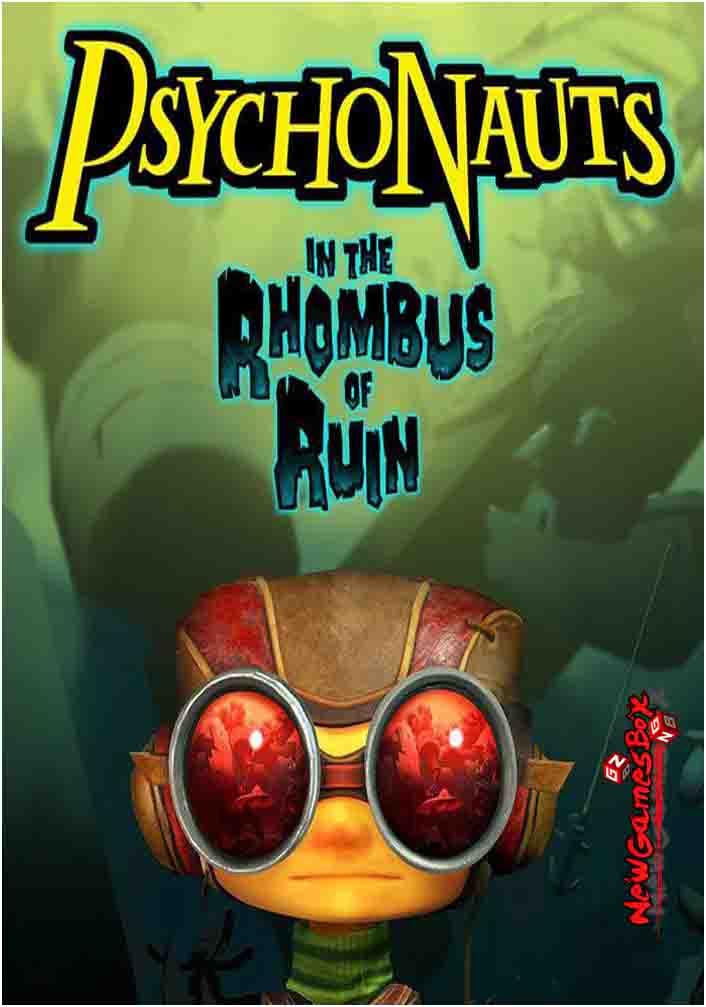 Psychonauts In The Rhombus Of Ruin Free Download