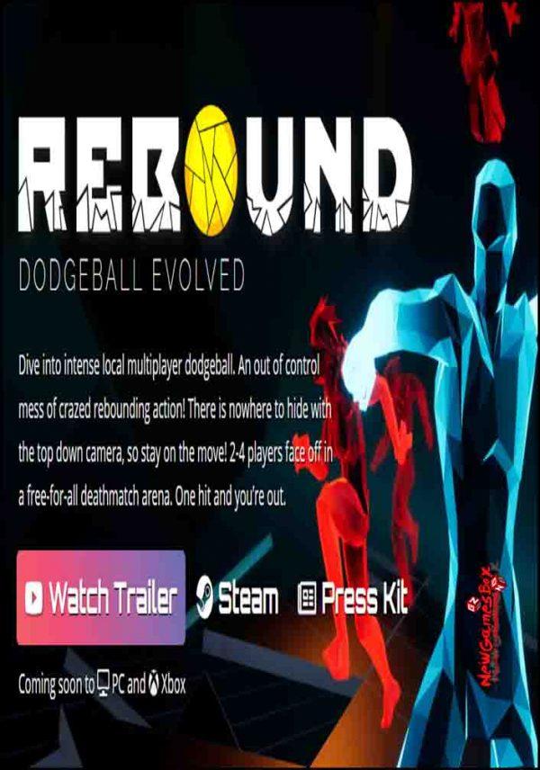 Rebound Dodgeball Evolved Free Download