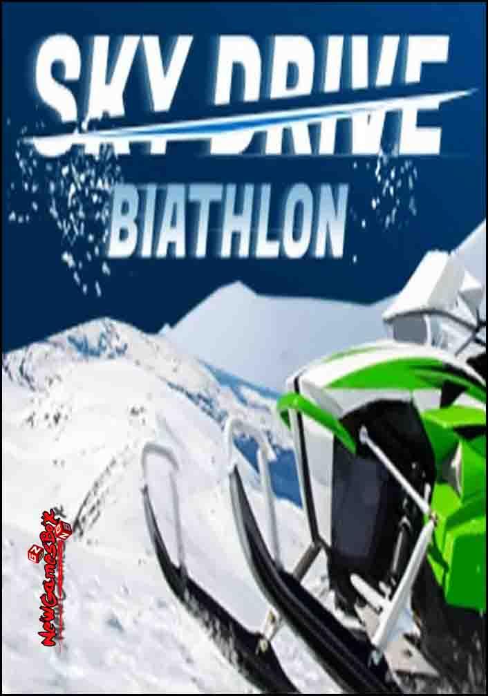 Ski Drive Biathlon Free Download