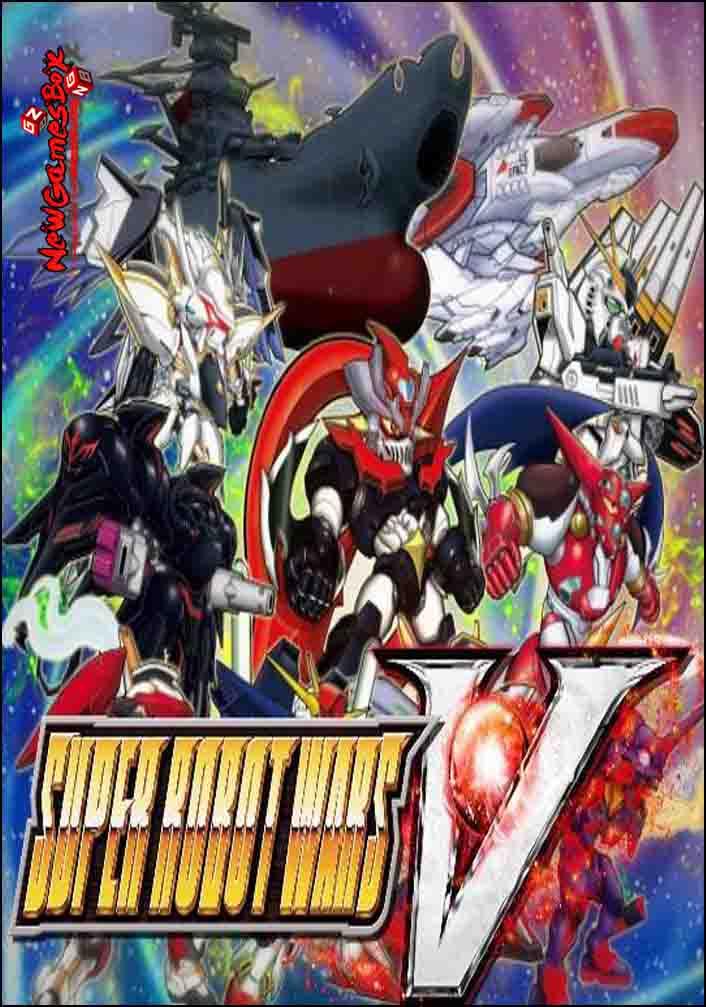 Super Robot Wars 5 Free Download