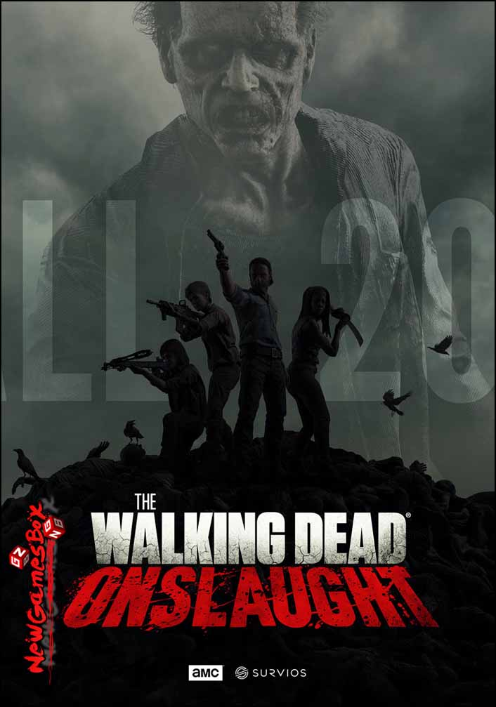 The Walking Dead Onslaught Free Download