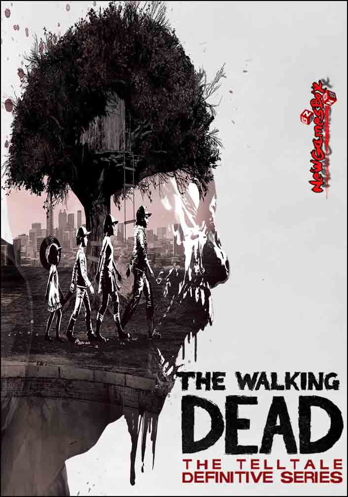The Walking Dead The Telltale Definitive Series Free Download