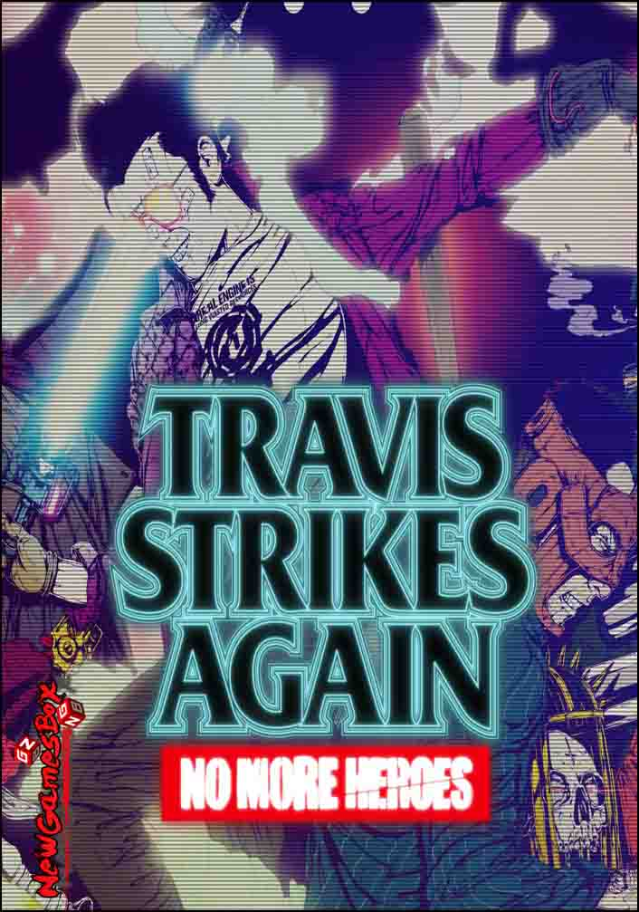 Travis Strikes Again No More Heroes Free Download