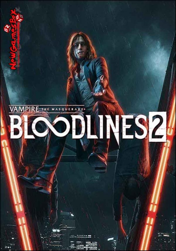 Vampire The Masquerade Bloodlines 2 Free Download