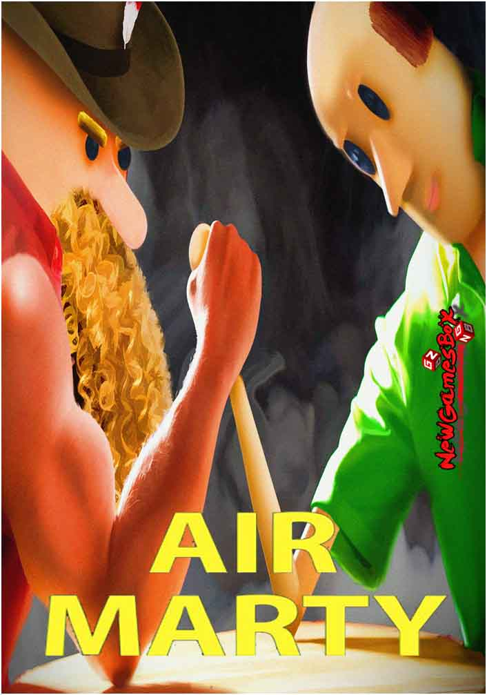 Air Marty Free Download Full Version PC Game Setup
