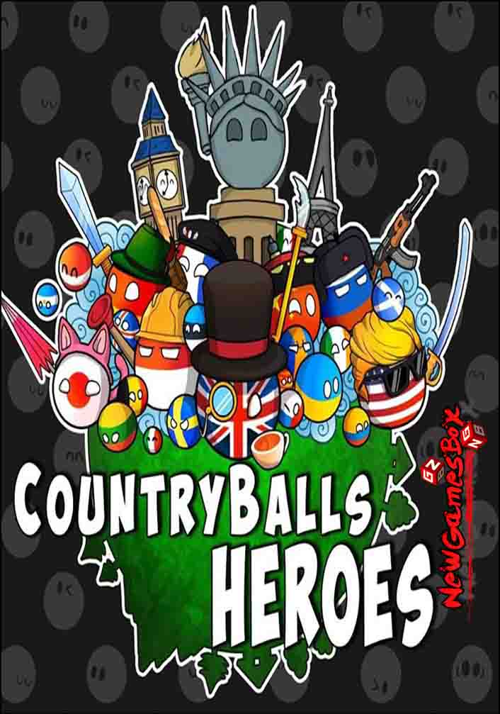 CountryBalls Heroes Free Download