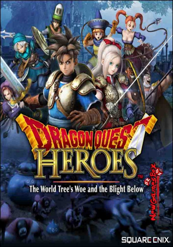 Dragon Quest Heroes Slime Edition Free Download