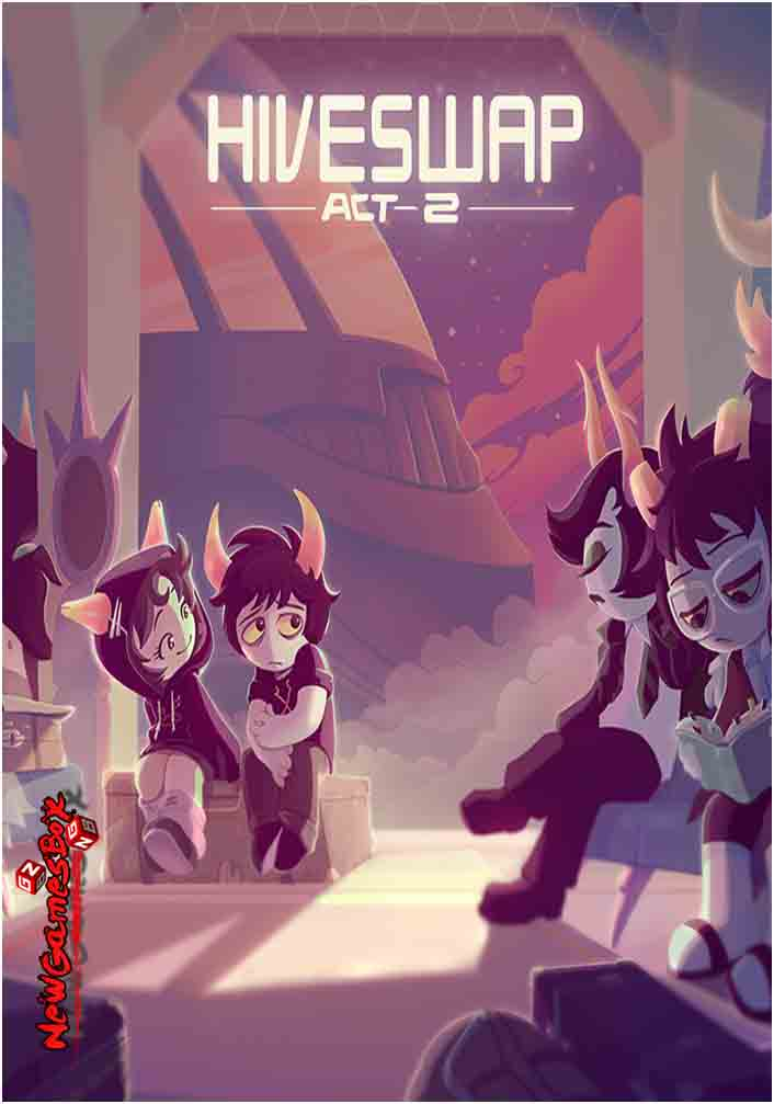 HIVESWAP Act 2 Free Download