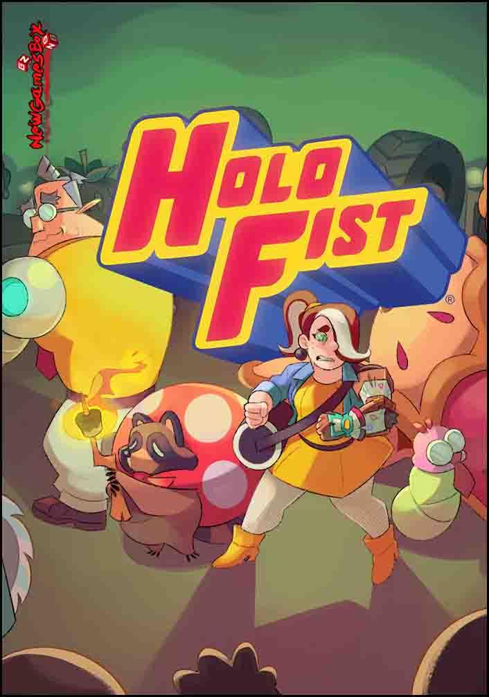 HoloFist Free Download