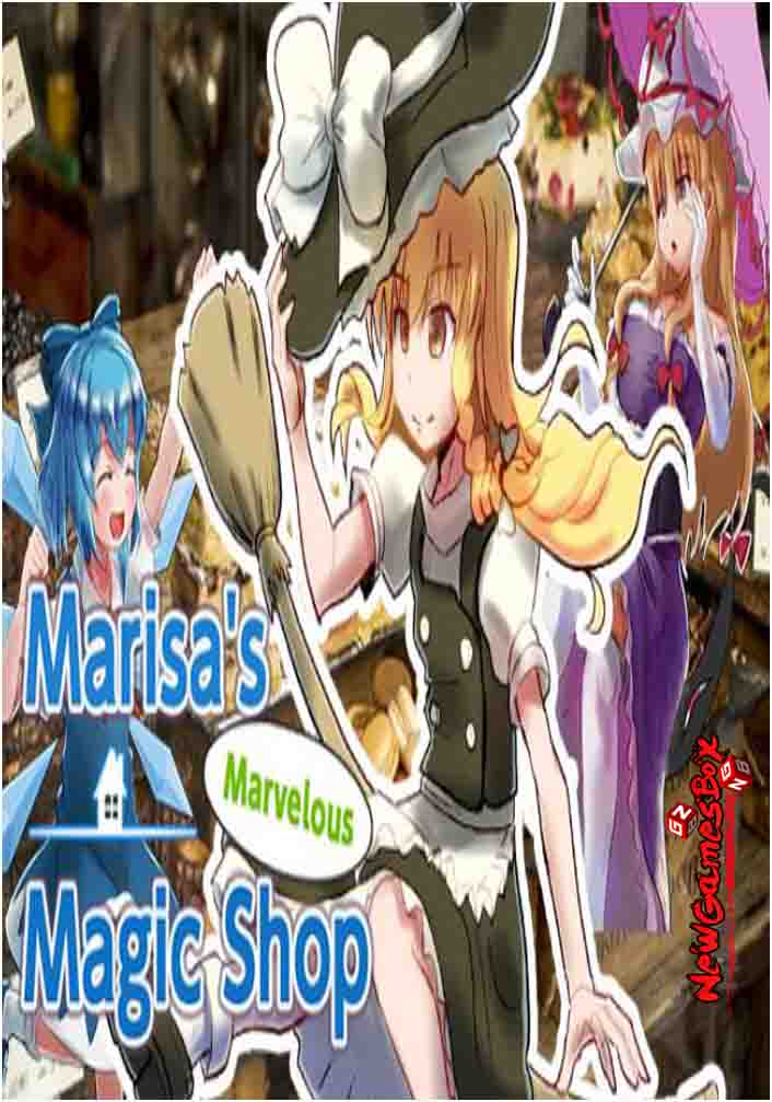 Marisas Marvelous Magic Shop Free Download