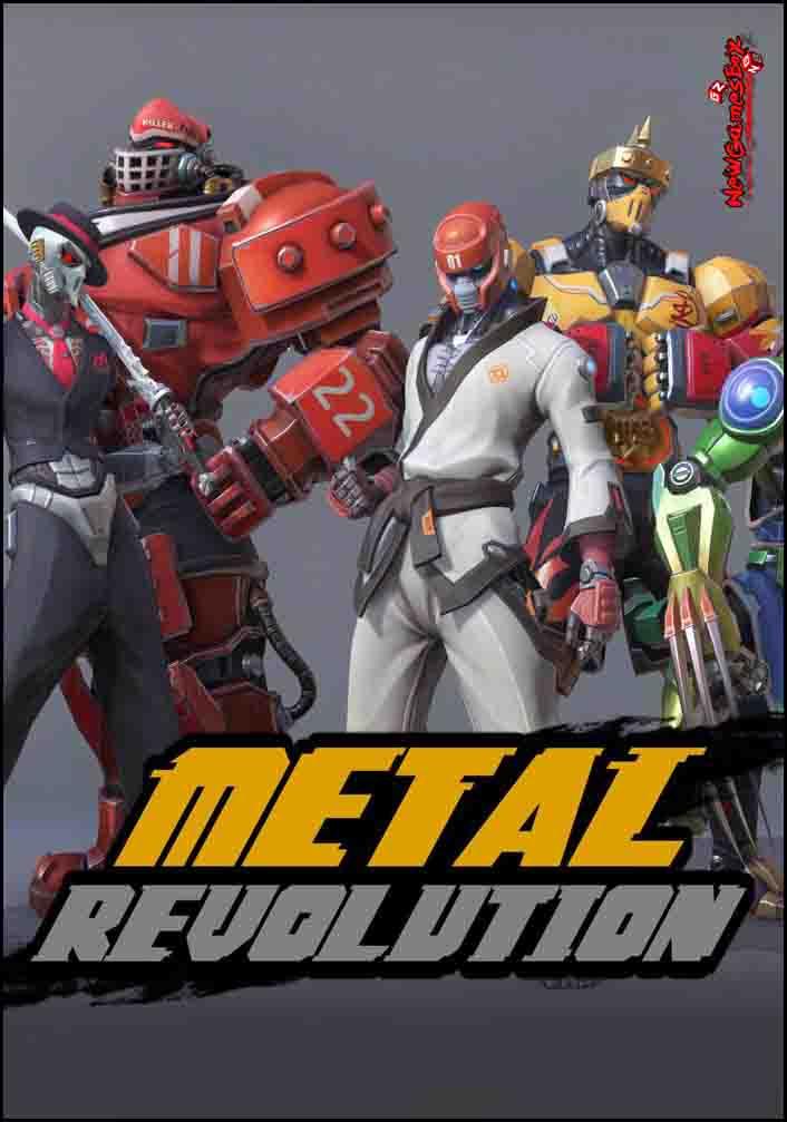 Metal Revolution Free Download