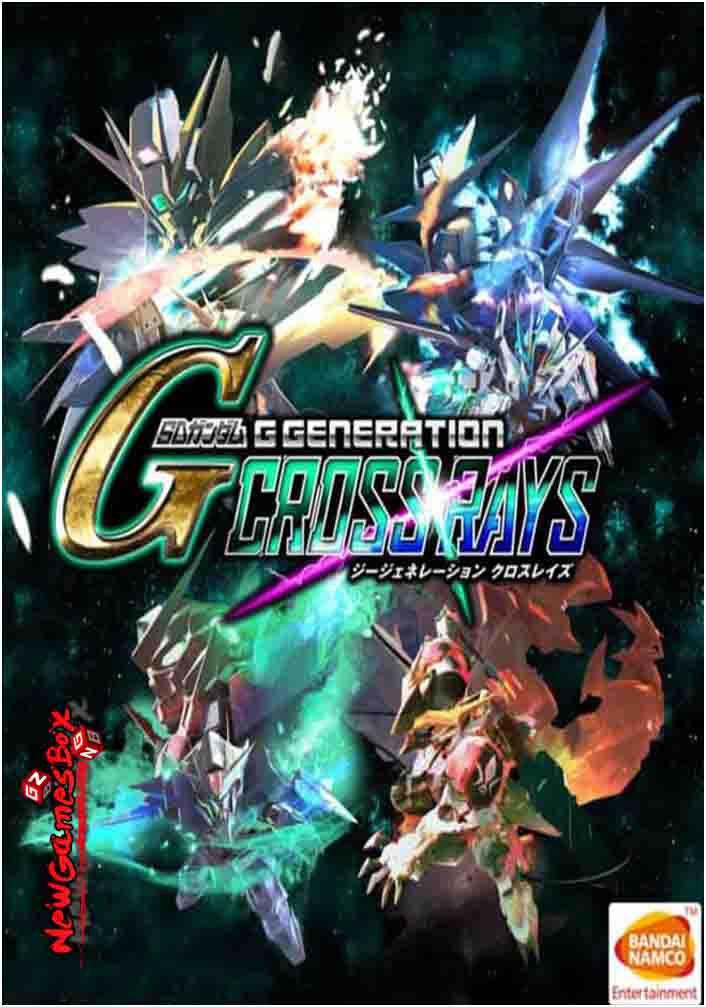 SD Gundam G Generation Cross Rays Free Download