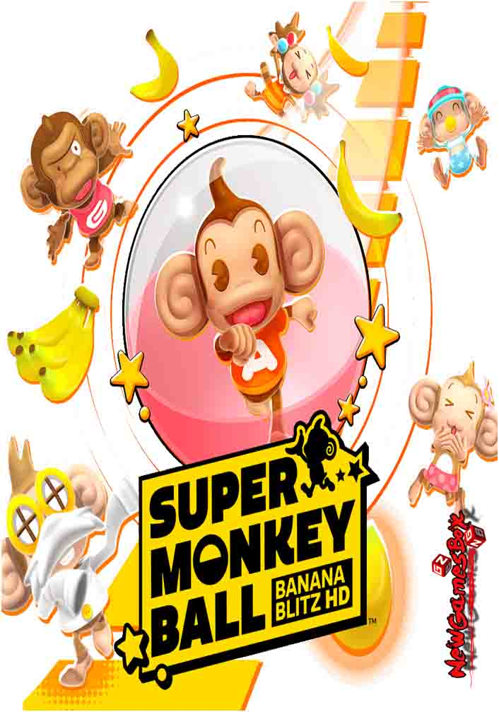 Super Monkey Ball Banana Blitz HD Free Download