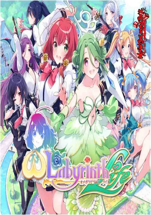 Omega Labyrinth Life Free Download