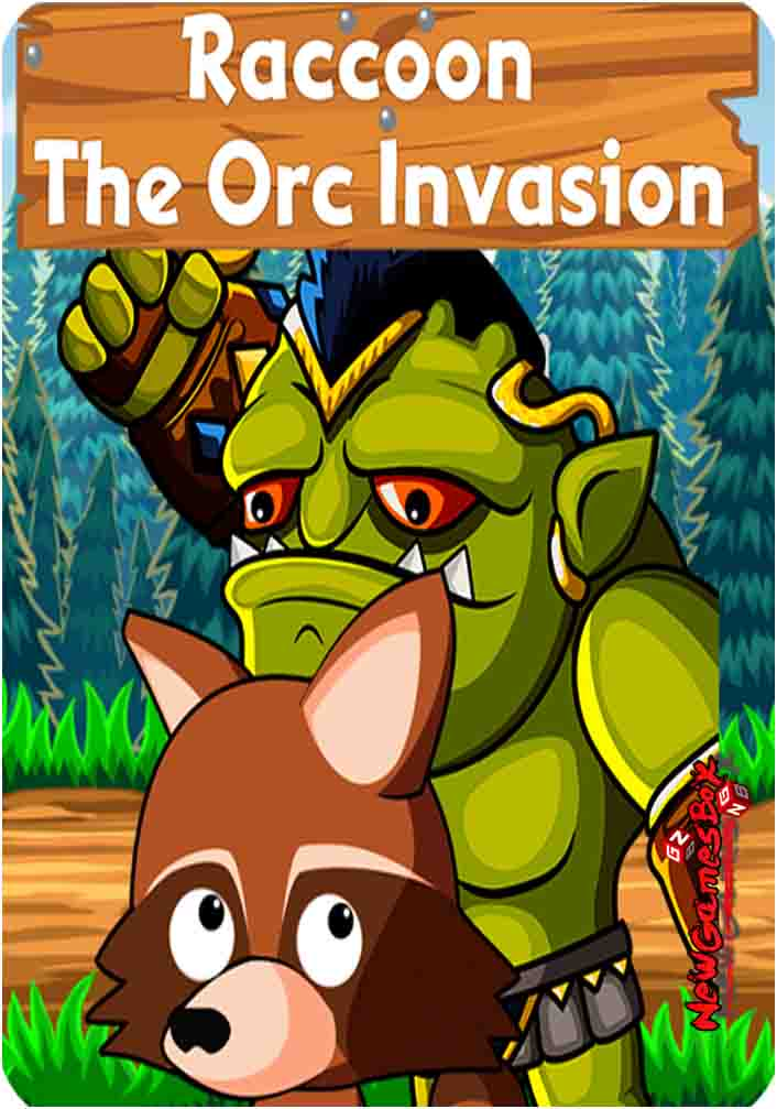 Raccoon The Orc Invasion Free Download